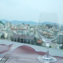 14階レストラン「阿波」