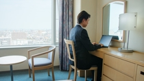 ■■ビジネスユースに嬉しい!無料WiFi・有線LAN完備。■■
