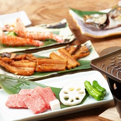 100種類以上の海の幸を自分好みで選べる夕食 お得に節約プラン!【プラズマクラスター空気清浄機付き】