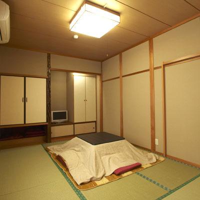 お部屋の一例「 ききょう(6畳) 」