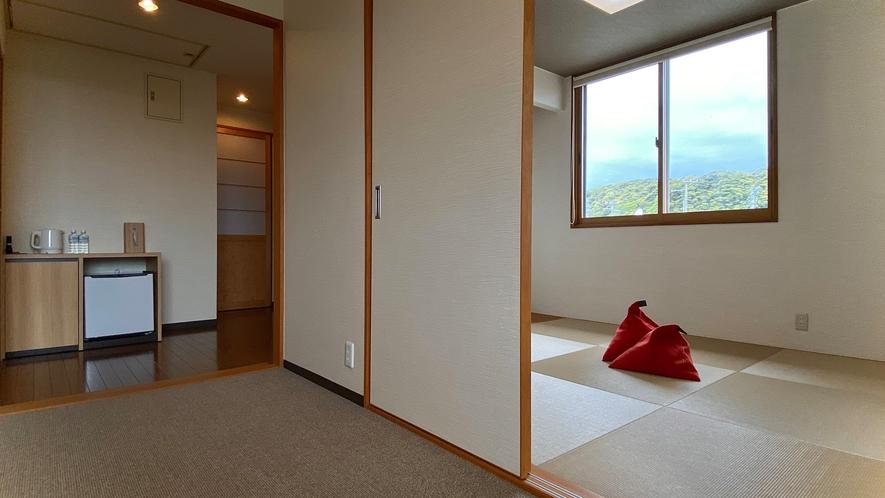 【特別室】和室でもお休みできます