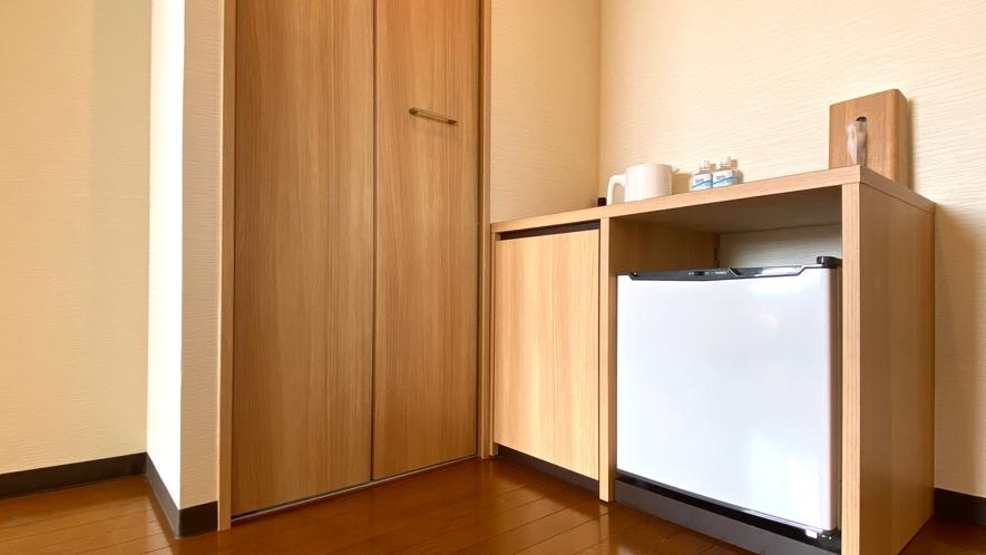 【特別室】冷蔵庫もございます