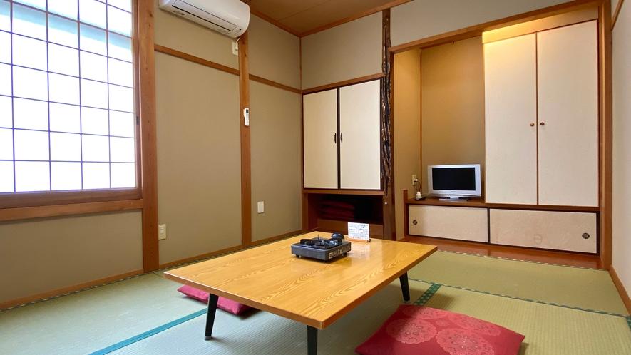 【和室6畳】お食事処の個室でも提供しております