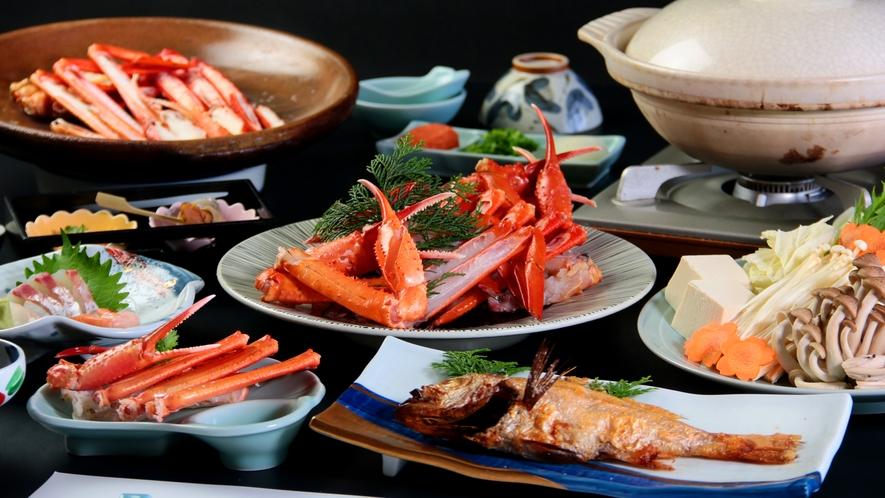 【秋】幻の高級魚は美味【のどぐろ付きコース】※写真の大皿は2人前