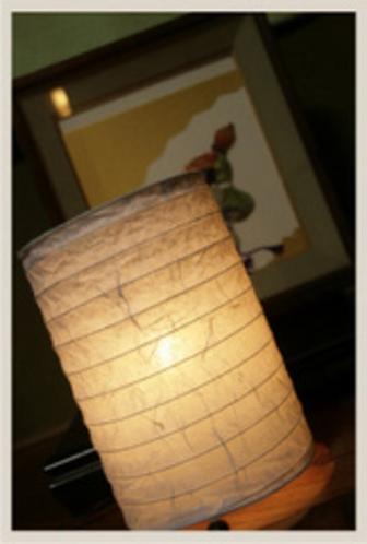 囲炉裏灯籠