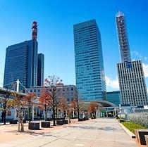さいたま新都心駅まで京浜東北線(乗り換え無し)で約18