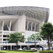 埼玉スタジアム2002 お車で約35分 電車で41分
