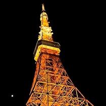 東京タワー 電車で約43分