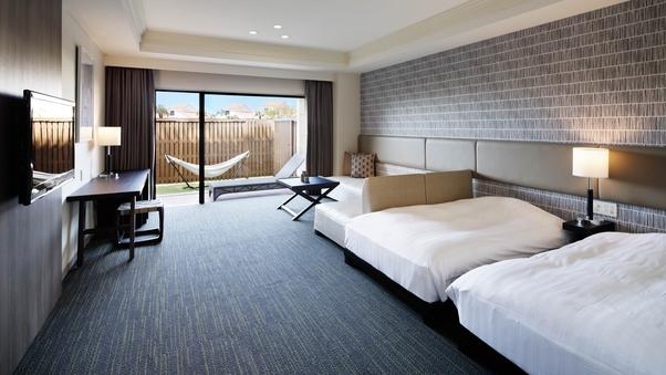 KAZE HOTEL・ツインルーム