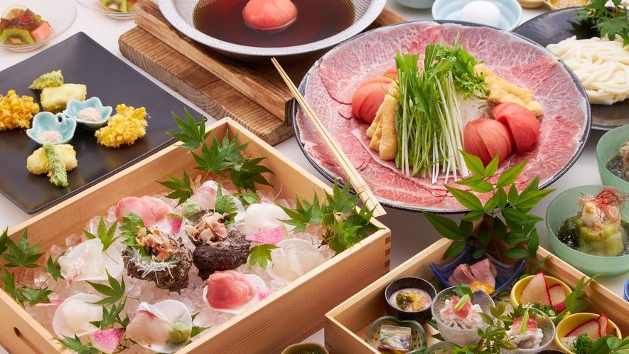 2021夏のうららか和食会席