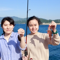 アクティビティ レンタル釣り具