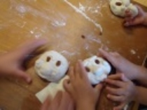 天然酵母パン体験・パン講習