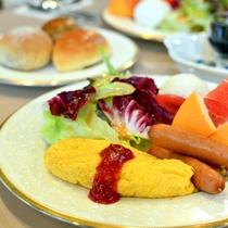 *選べる朝食プラン/洋食