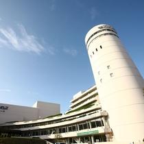 ライブやイベント、会議や観光にも最適な立地!福岡サンパレス ホテル&ホール