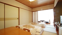 和室(布団を敷いたイメージ)