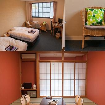 お部屋タイプおまかせ<和室または洋室>