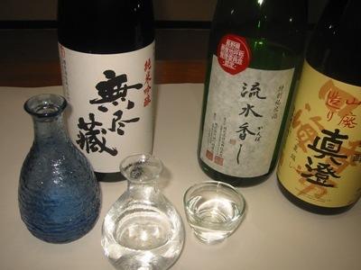 信州産の地酒