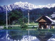 重要伝統的建造物群に認定されている青鬼集落