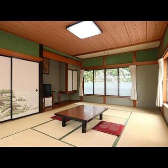 12畳◆グループ様にピッタリ広々和室