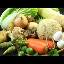 自家菜園イメージ◆毎日丹精に育てた美味しい野菜をご提供します!