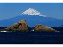 世界で一番富士山が綺麗に見える町「松崎町」!中でも当雲見からは格別ですよ!!