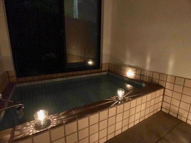 大風呂2 ランタン
