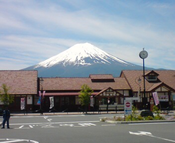 富士急行「河口湖 駅」