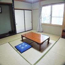 【和室8畳】気軽に泊まれる通常和室