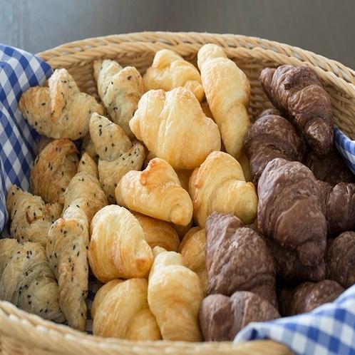 クチコミで人気の焼き立てパン