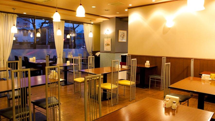レストラン「くいしんぼ」【営業時間】 07:00~09:00