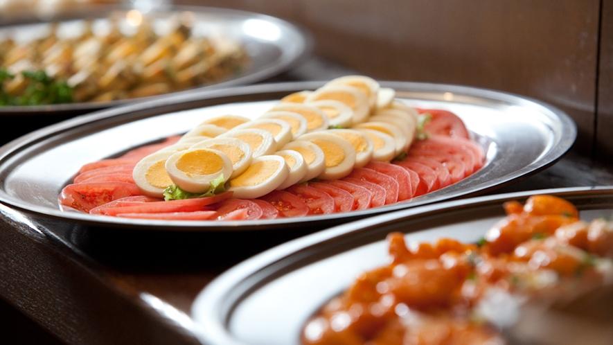 ■朝食バイキング大皿セット