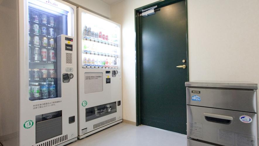 自販機:【3、4、6、7、8、9、10階】製氷機