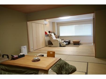 『桃太郎さん』 和洋室・展望風呂付き89平米