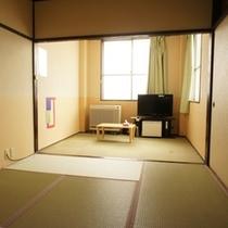 和室タイプ※お部屋によって広さは異なります