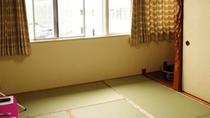 和室タイプ/日当たり良好!※お部屋によって広さは異なります