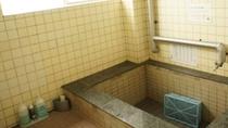 大浴場(現在シャワーのみ利用可)