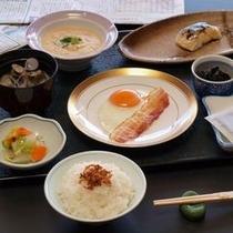 【料理】ビジネス朝食