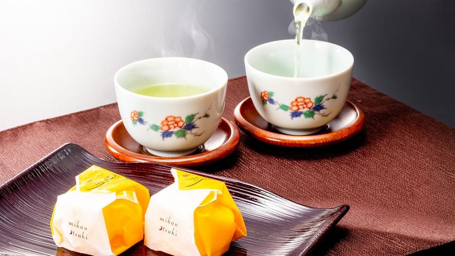 ◆お茶入れ