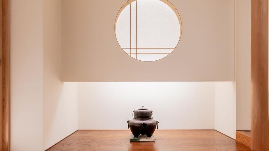 ◆小宴会場 瑠璃(茶壷)