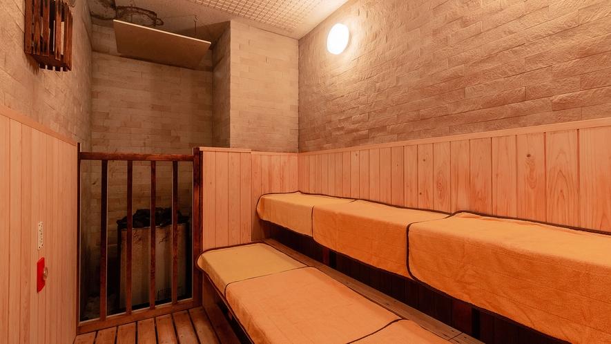 ◆大浴場(サウナ)女性