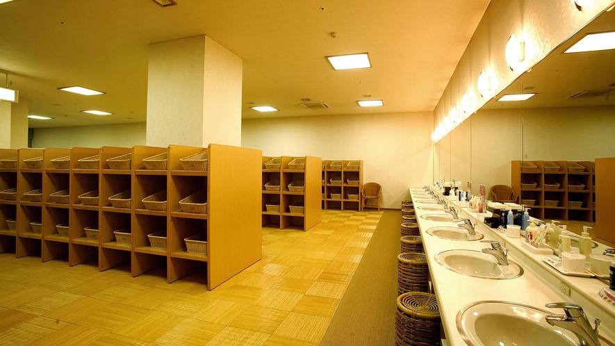 ◆大浴場・脱衣所
