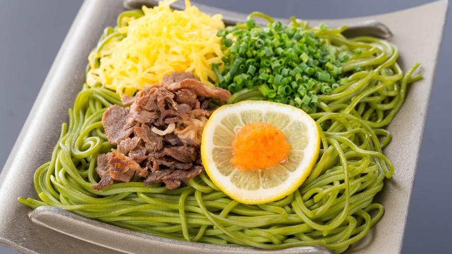 ◆山口県のご当地グルメ 瓦蕎麦