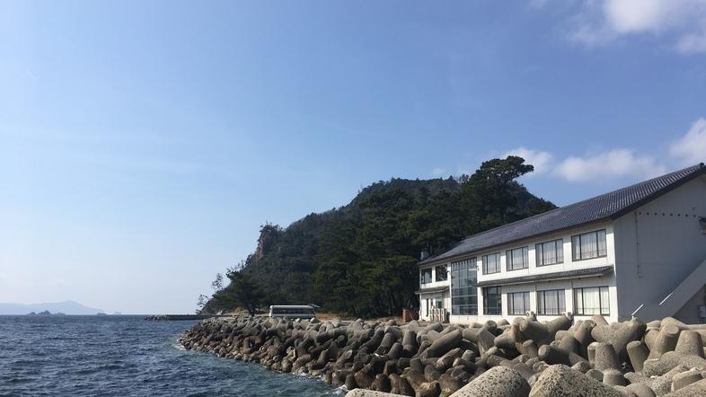 島のひかりが彩なす海の宿 羽衣荘<隠岐諸島>