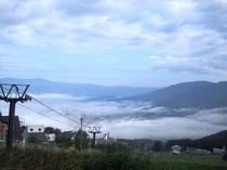 雲海・雲の上