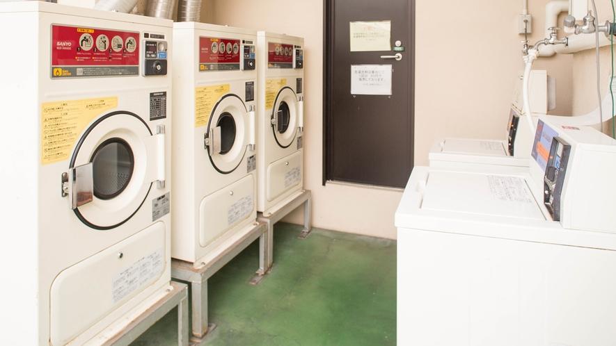 *有料コインランドリー(洗濯機2台・乾燥機3台)