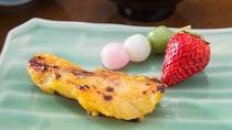 *<夕食一例>食材は富山ならではのものや旬のものを日替わりでご用意。