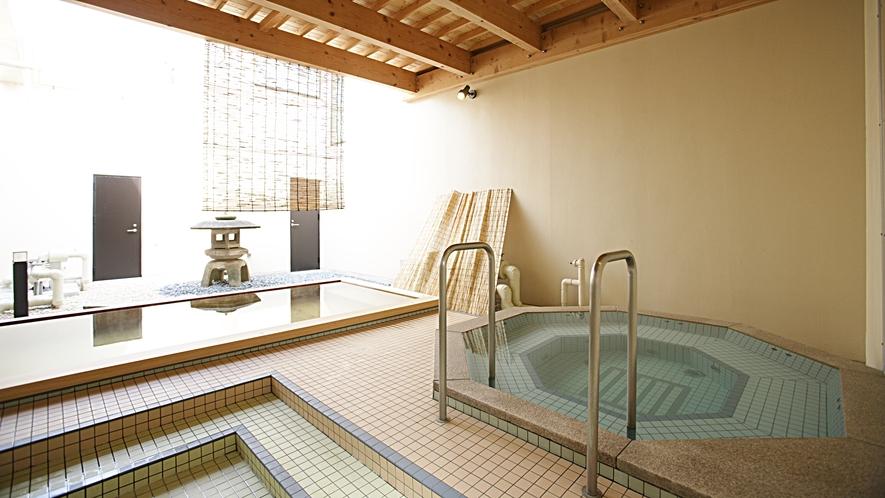 *<ジャグジー>疲れた身体に心地よい♪9種類のお風呂が楽しめます。