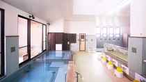 *<大浴場>ご宿泊の方は、併設の銭湯を無料でご利用頂けます。