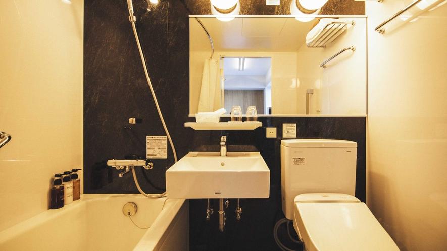 新館バスルーム