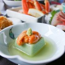 【夕食一例】一品料理
